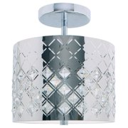 Beldi Marsala 1-Light Semi-Flush Mount