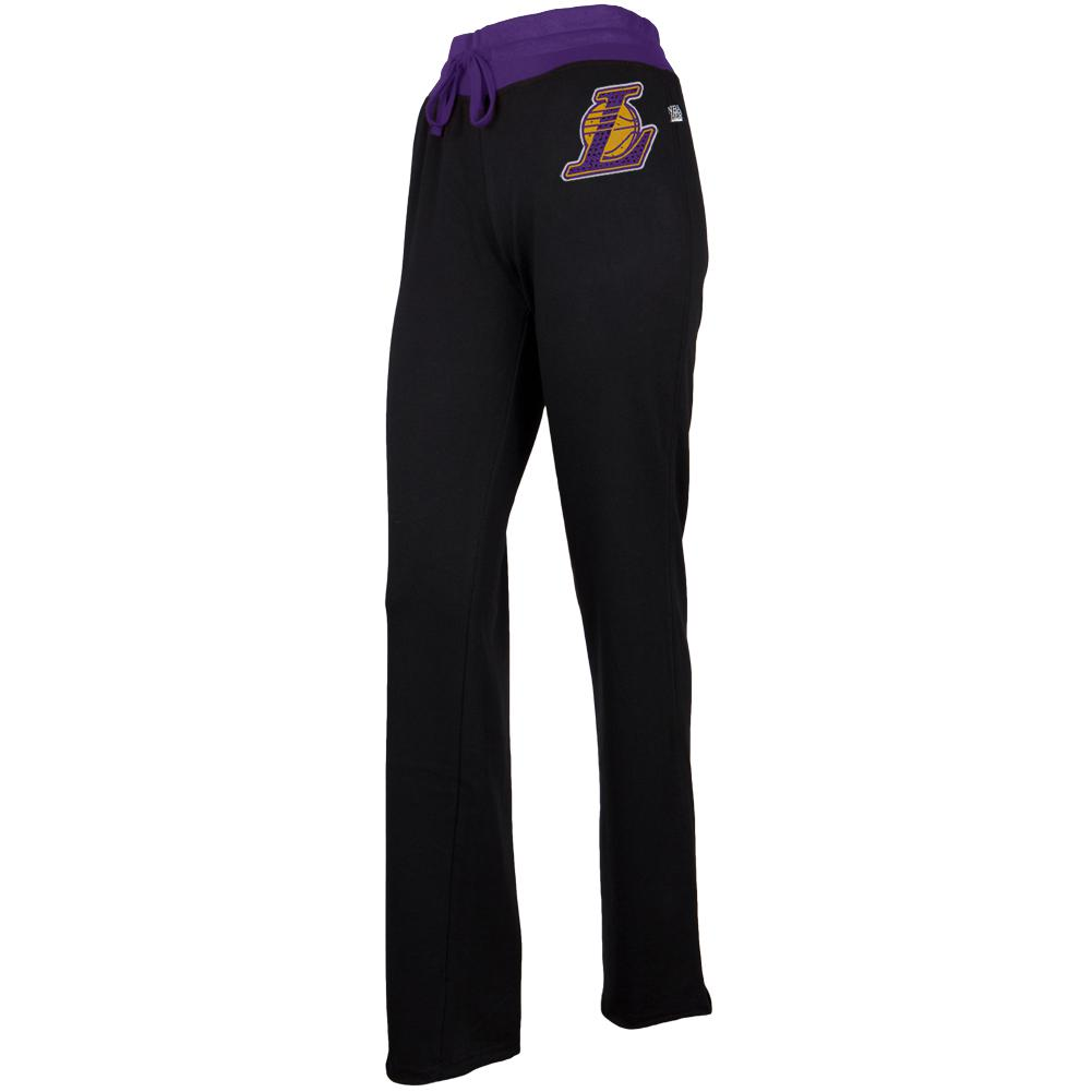 Los Angeles Lakers Game 7 Juniors Yoga Pants Medium by