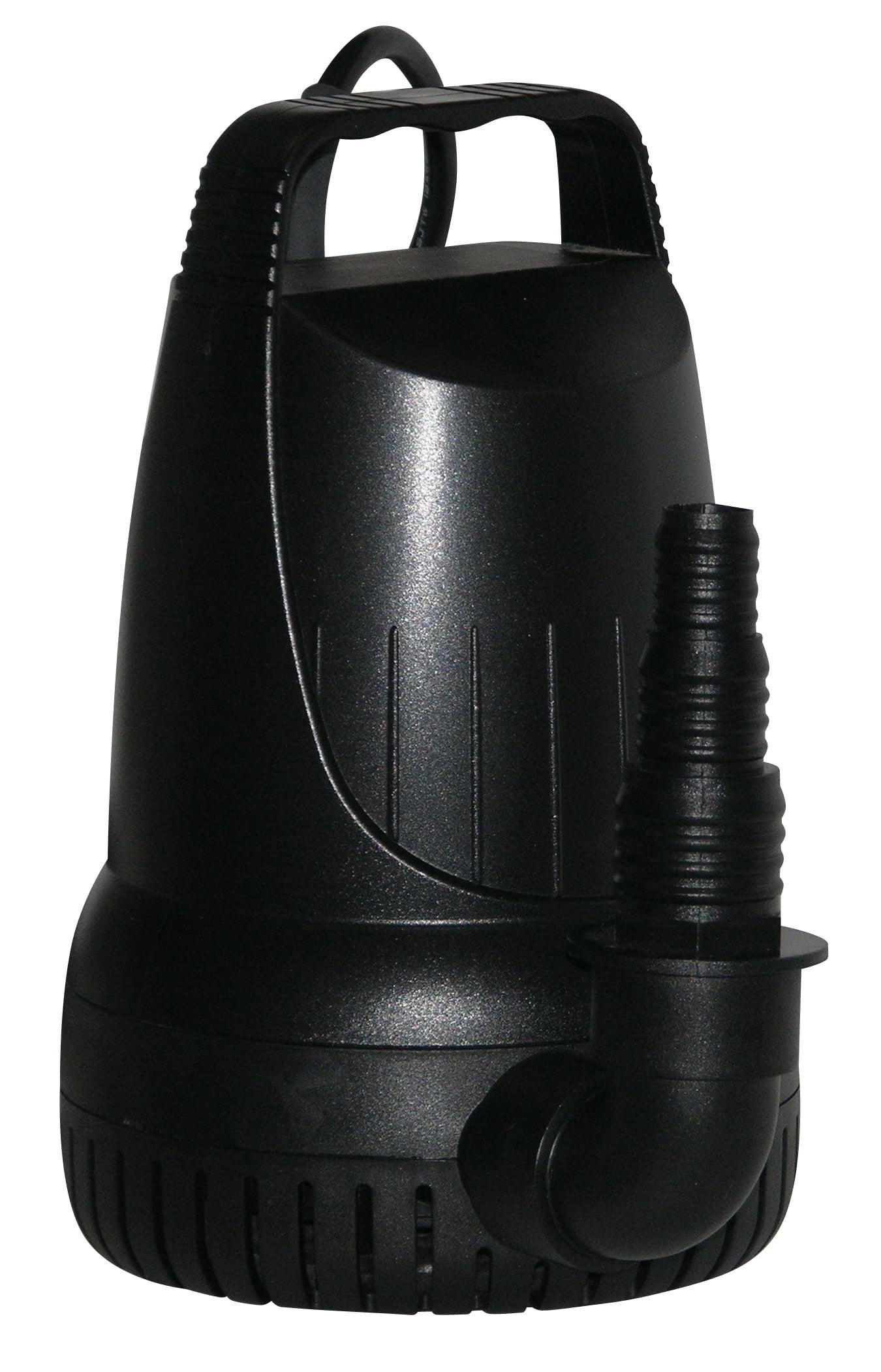 Hurricane Pump 3100Gph   33 Ft. Cord by Benzara