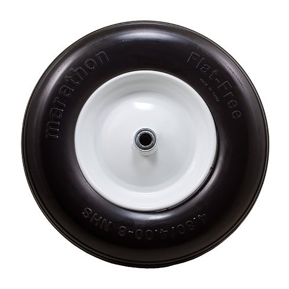 63 Polyurethane Solid Wheel, 500lb