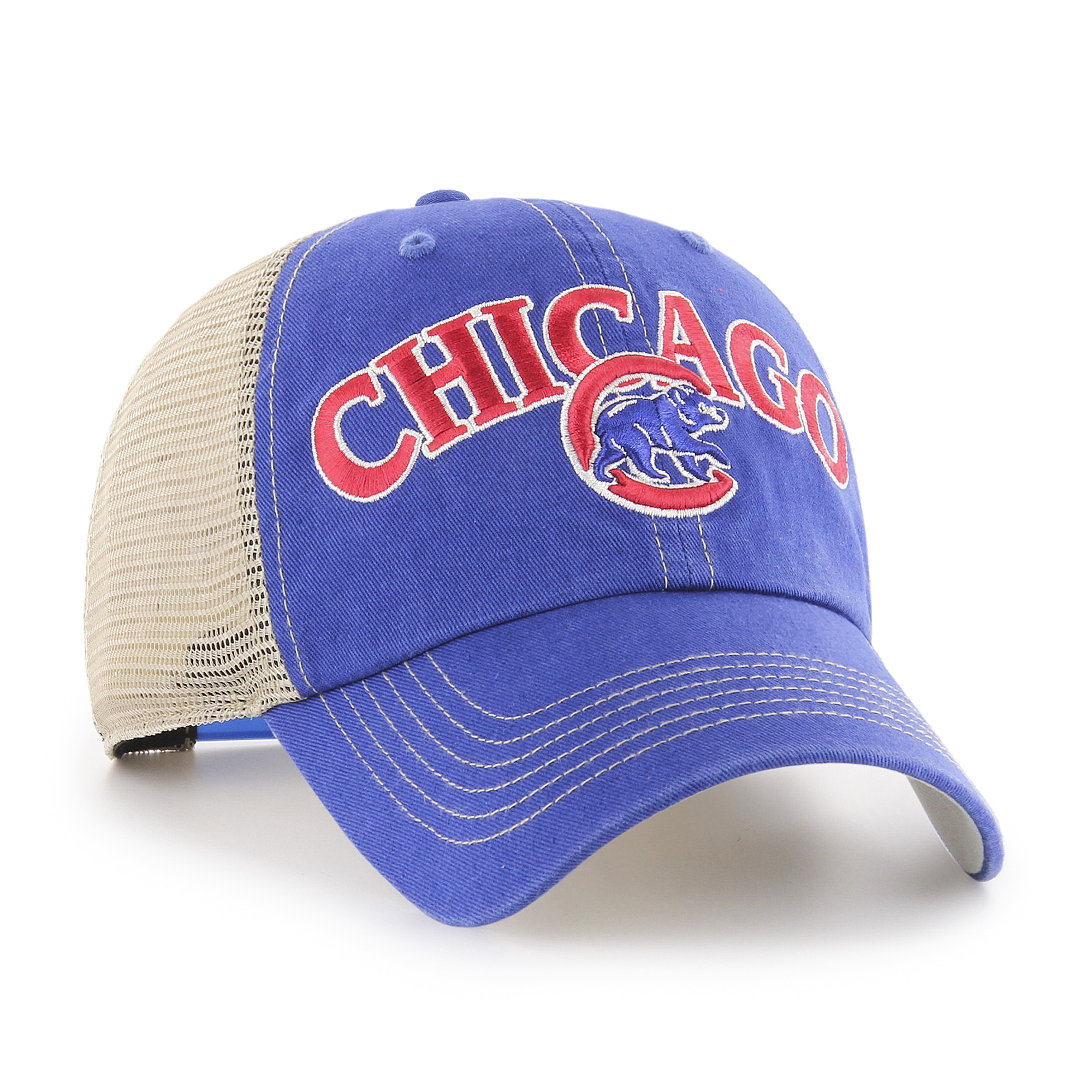 MLB Chicago Cubs Aliquippa Adjustable Cap/Hat by Fan Favorite