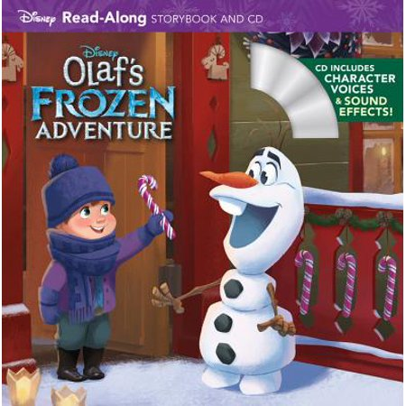 Olaf's Frozen Adventure [With Audio CD]](cheapest price for frozen dvd)
