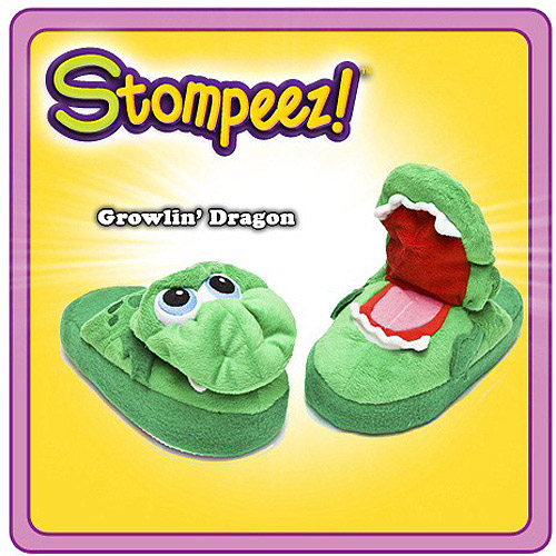 As Seen on TV Stompeez Green Dragon