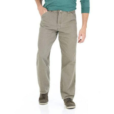 9026c6e0 Wrangler - Men's Straight Leg Carpenter Jean - Walmart.com