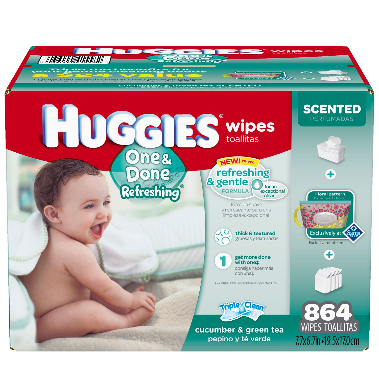 Find great deals on eBay for huggies wipes box. Shop with confidence.