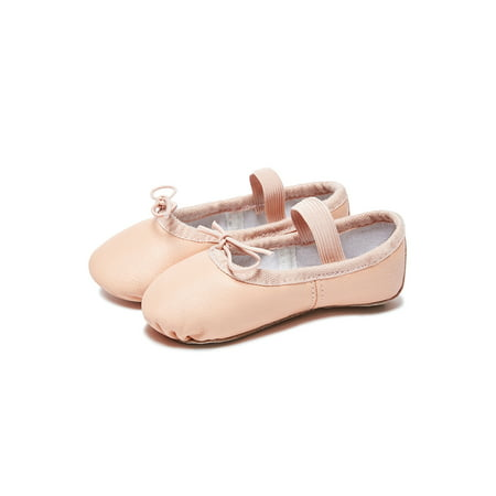 Stelle Now Premium Leather Ballet Shoes for Girls/Toddlers