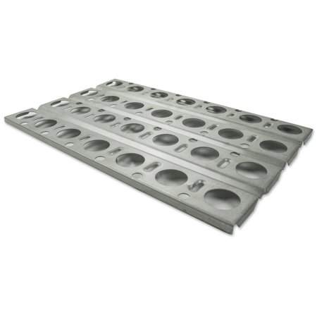 Dynasty Gas Grill Replacement Stainless Steel Heat Shield (Dynasty Grill)