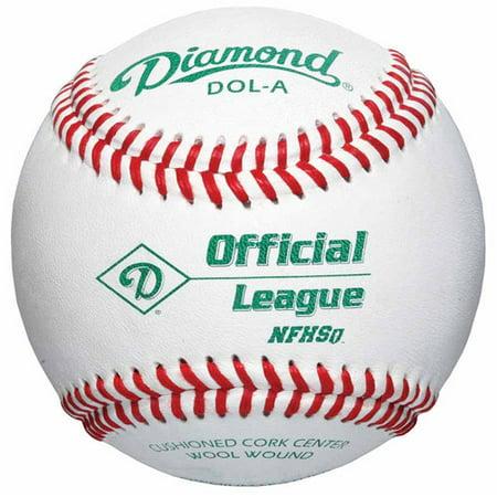American League Official Baseball - Diamond DOL-A Official League Baseball