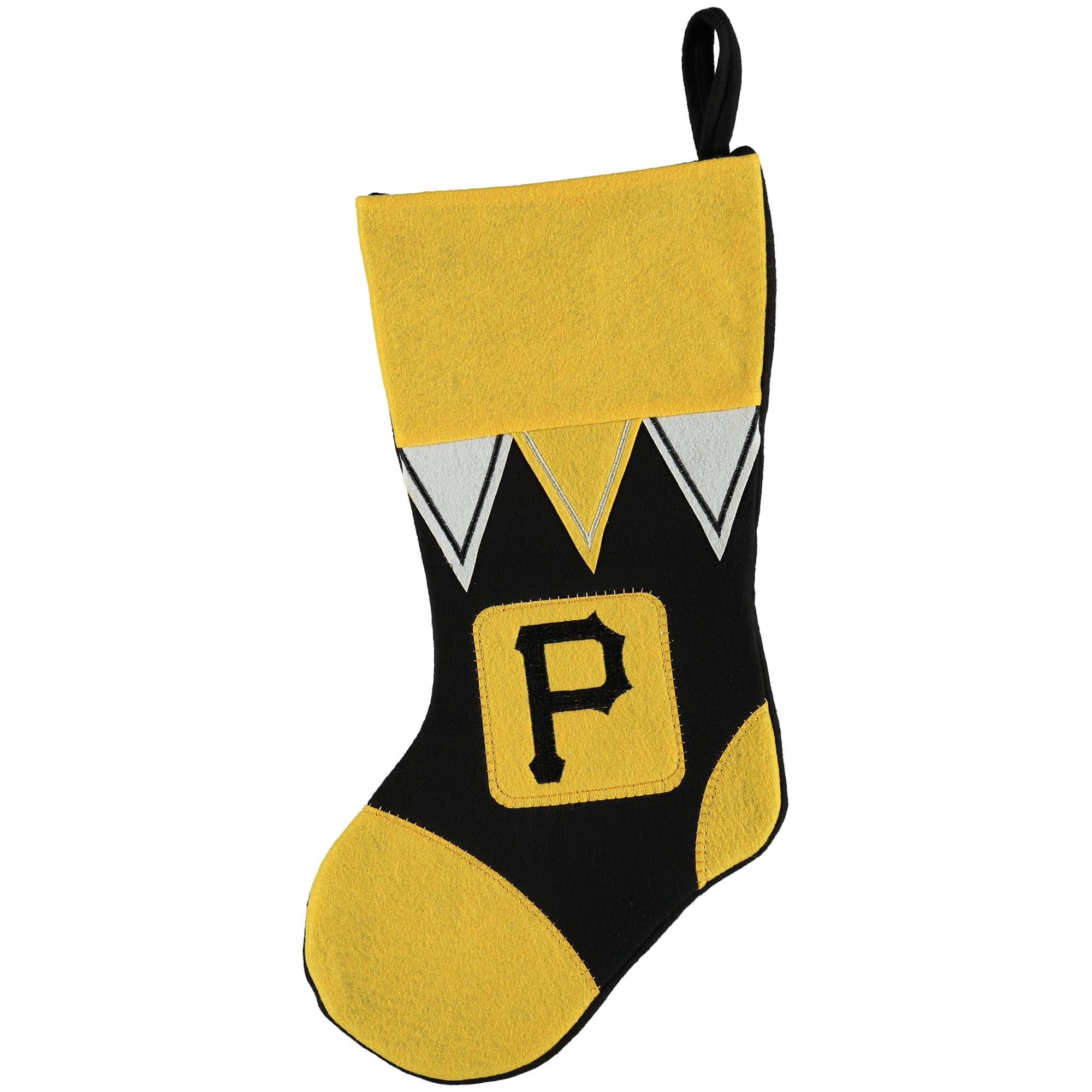 Pittsburgh Pirates Pennant Cuff Stocking - No Size