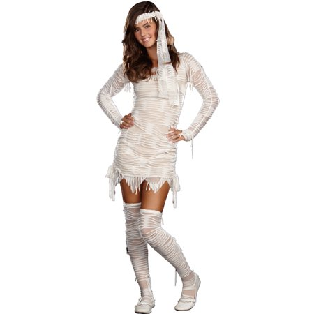 Yo! Mummy Teen Costume Medium - Mommy Costumes