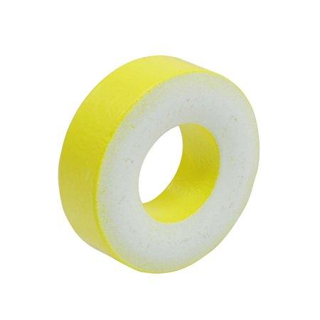 16x33x12mm Yellow White Ring Power Ferrite Toroid Core AT131-26