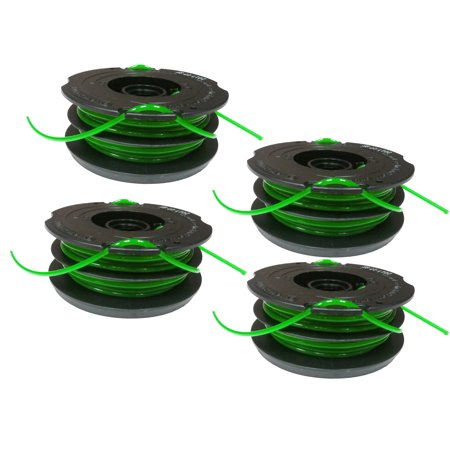 Black and Decker GH1000/GH2000/GH1100 4 Pack of OEM Replacement Spools # DF-080-4PK - image 2 de 2