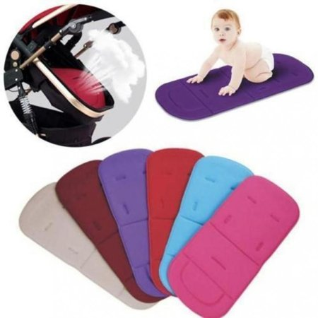 Soft Baby Seat Padding Liner Stroller Mat Pad Cushion Infant Car Trolley