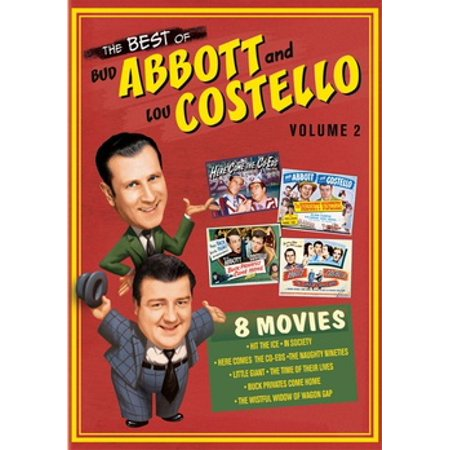 The Best Of Abbott & Costello: Volume 2 (DVD) (Best Of Abbott And Costello)