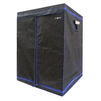 Hydroplanet™ 60x60x80 Mylar Hydroponic Grow Tent for Indoor Plant Growing