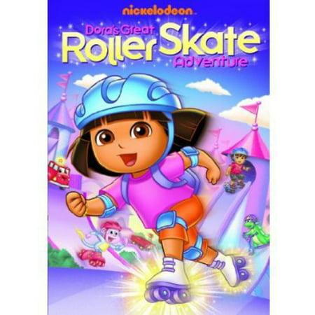 Dora The Explorer  Doras Great Roller Skate Adventure
