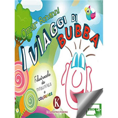 I viaggi di Bubba - Filastrocche da disegnare e colorare - eBook](Fantasma Halloween Da Colorare)