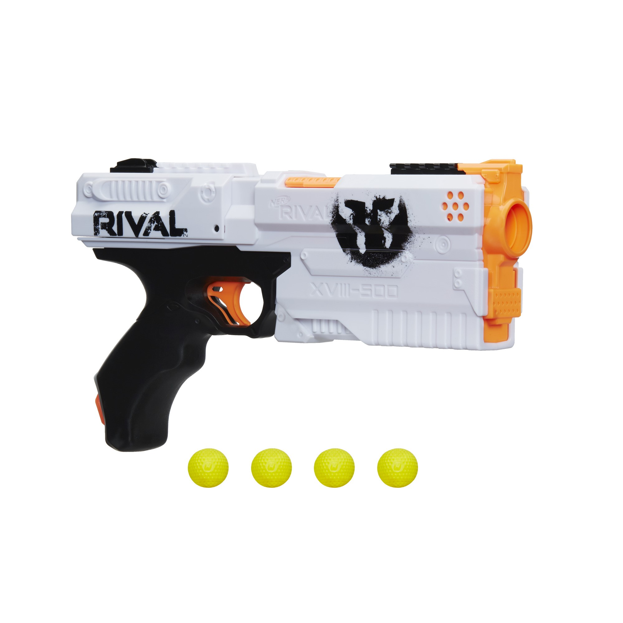 Nerf Rival Phantom Corps Kronos XVIII-500 Blaster with 5 Rival Rounds
