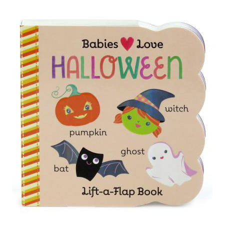 Babies Love Halloween (Board Book) - Baby Hazel Halloween Games Online