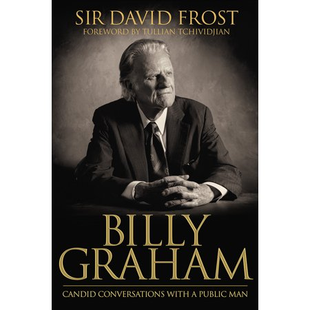 Billy Cook Barrel - Billy Graham : Candid Conversations with a Public Man