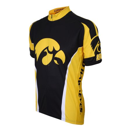 Auburn Cycling Jersey - Adrenaline Promotions University of Iowa Hawkeyes Cycling Jersey