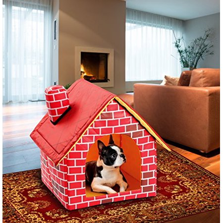 Surprising Etna Soft Sided Brick Pet House Mat Walmart Canada Gmtry Best Dining Table And Chair Ideas Images Gmtryco