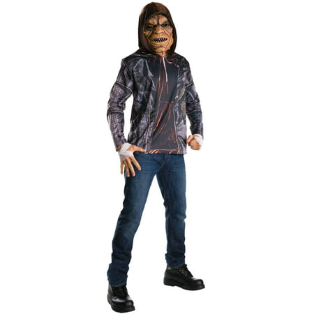 Suicide Squad Killer Croc Teen Costume Kit - Killer Croc Costume