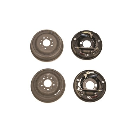 Mercury Topaz Brake Drum - Ford Racing Performance Parts M1126-B 11IN X 2.25IN BRAKE DRUM