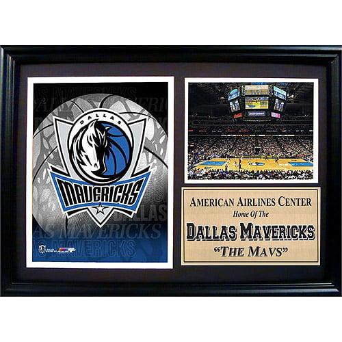 NBA Dallas Mavericks Photo Stat Frame, 12x18