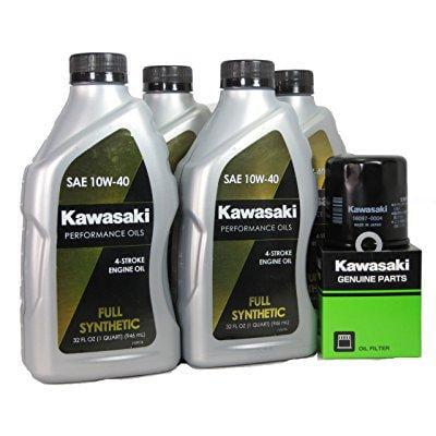 Full Synthetic Oil Change >> 2008 Kawsaki Vulcan 900 Custom Full Synthetic Oil Change Kit