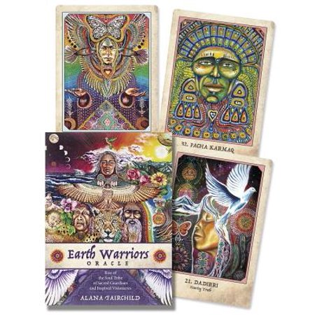Earth Warriors Oracle : Rise of the Soul Tribe of Sacred Guardians and Inspired Visionaries](The Halloween Oracle)
