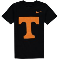 Tennessee Volunteers Nike Preschool Logo T-Shirt - Black