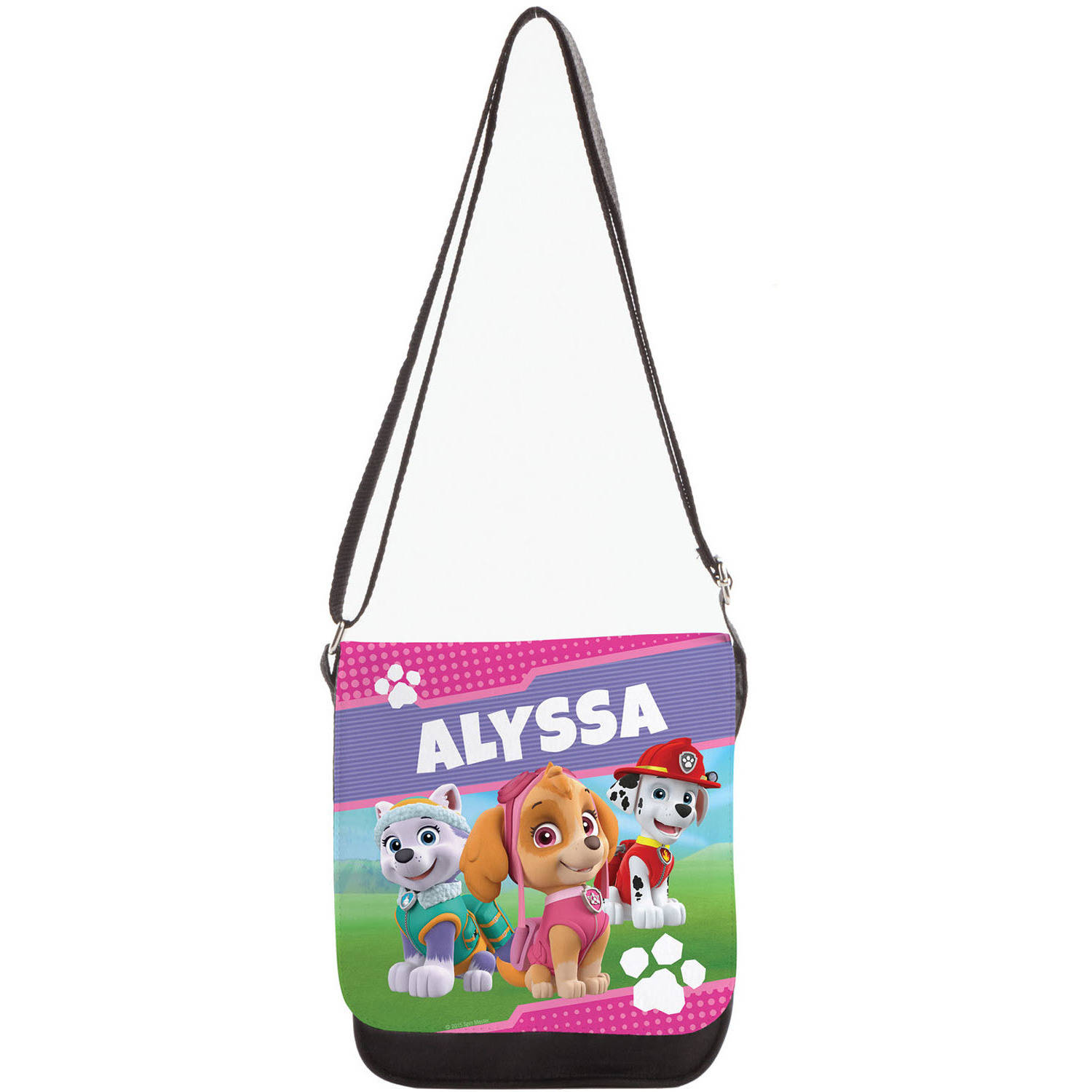 Personalized Paw Patrol and Friends Purse