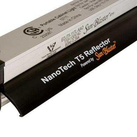 Sunmaster Grow Light (Sunblaster T5HO 54W 6400K Light Combo Reflector w/ Nanotech, 4 Foot | SL0900304)
