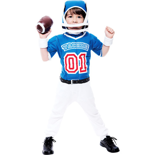 Lil Big Football Player Toddler Halloween Costume