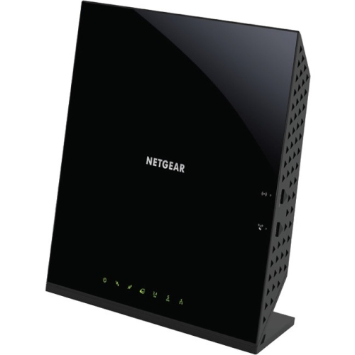 Netgear C6250 IEEE 802.11ac Cable Modem/Wireless Router - 2.40 GHz ISM Band