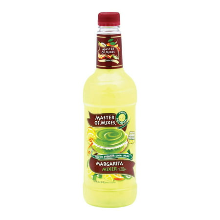 Master Of Mixes Margarita Mixer - Pack of 12 - 33.8 Fl Oz. (Margarita Mixer)