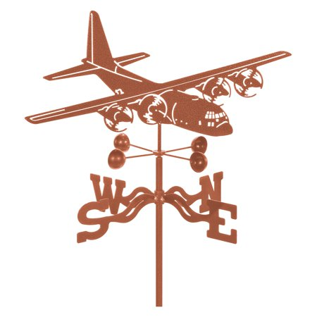 EZ Vane Airplane C-130 Weathervane