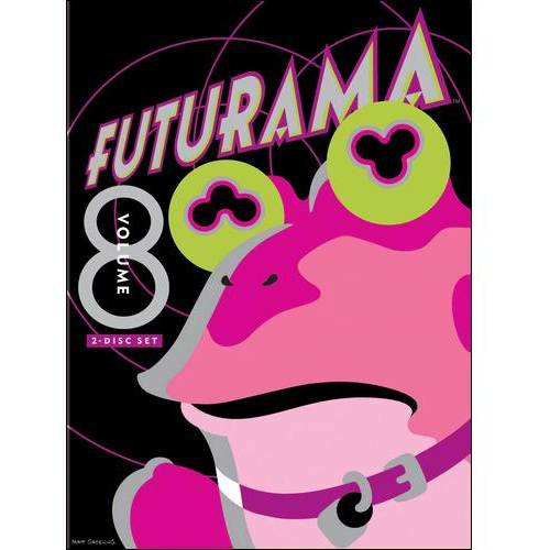 Futurama: Volume 8 (Widescreen)