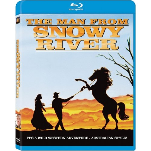 The Man From Snowy River (Blu-ray) (Widescreen)
