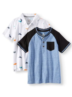 ec58191c3ef Little Boys Tops   T-Shirts - Walmart.com