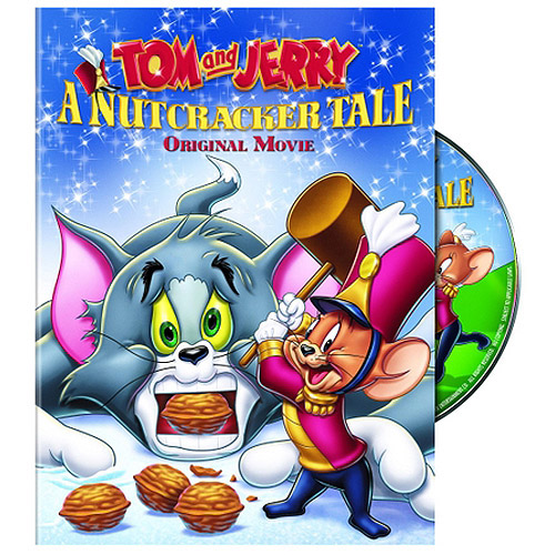 Tom And Jerry: A Nutcracker Tale (Full Frame)