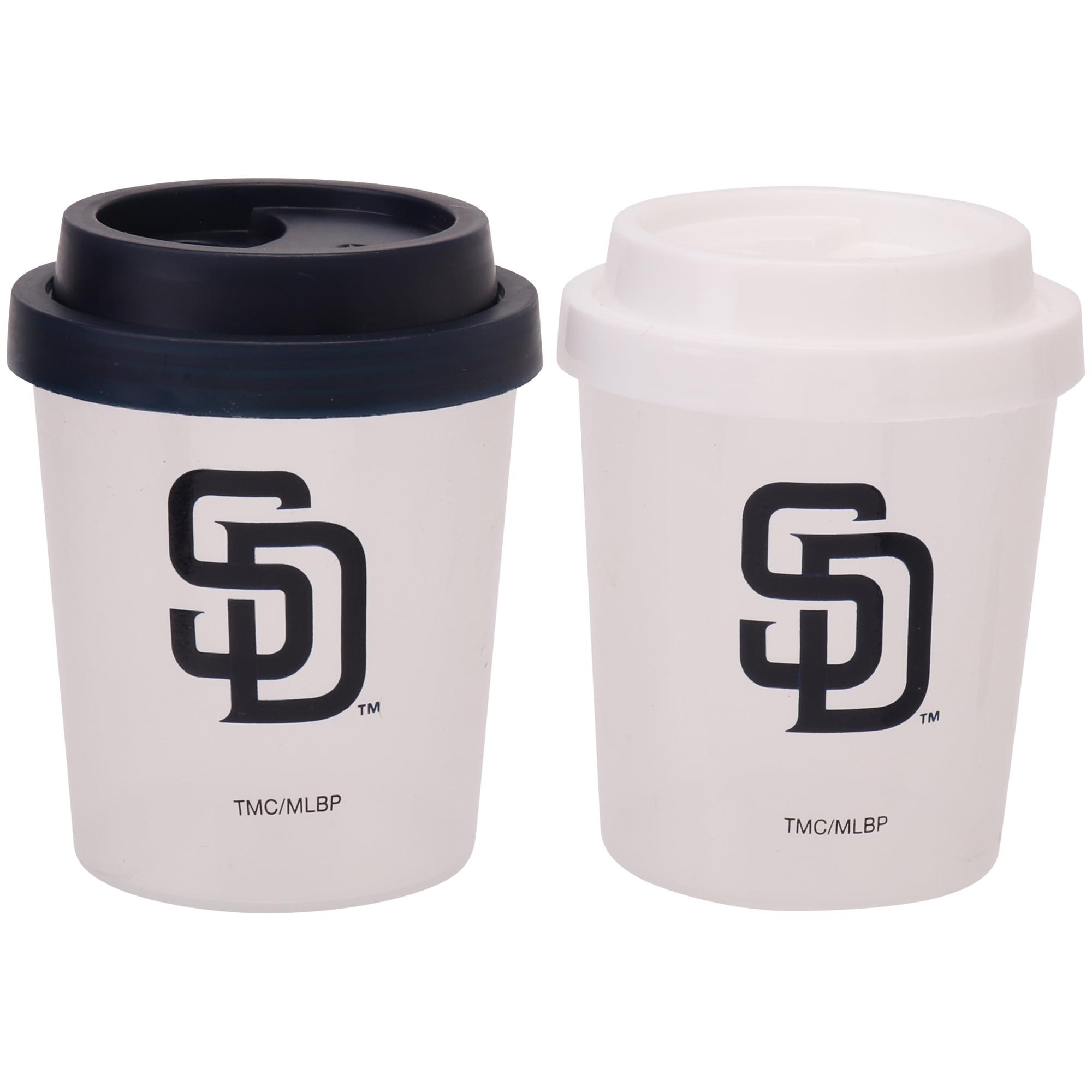 San Diego Padres Plastic Salt & Pepper Shaker - No Size