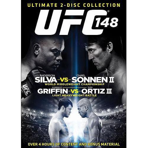 UFC 148: Silva Vs. Sonnen II (Widescreen) by UFC