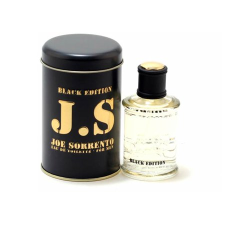 Jeanne Arthes  Joe Sorrento Black Mens 3 4 Ounce Eau De Toilette Spray