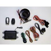 Audiovox Pursuit Pro100 Auto Car Alarm Security System & Vehicle Keyless Entry