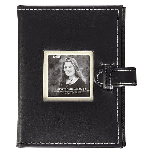 Pioneer FAS-24 Frame Cover Photo Album Black