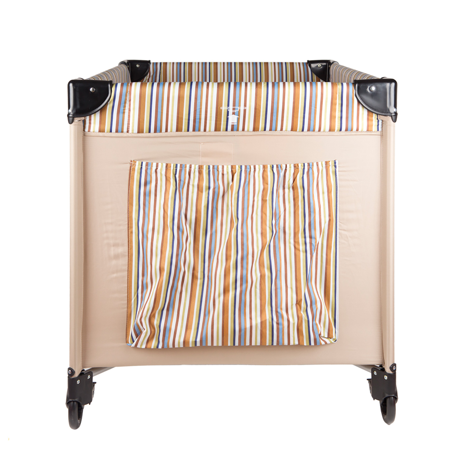 Playard with Carry Bag Beige