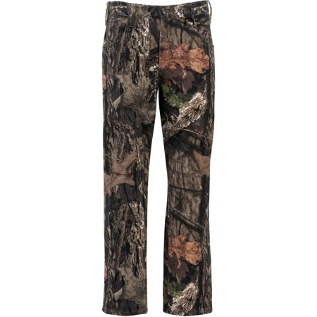 Mossy Oak Men's 5 Pocket Flex Pant - Breakup Country