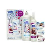 ($15 Value) Suave 3-pc Frozen Gift Set (2 in 1 Shampoo + Conditioner, Detangler, Hair Clips)